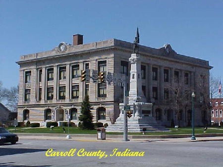 Carroll County, Indiana